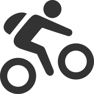 fiets icoon